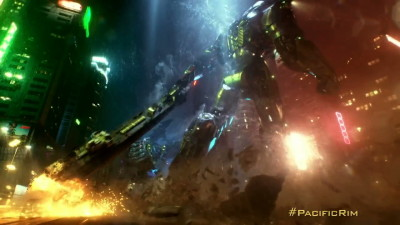 Pacific Rim - Jaegers Mech Warriors Featurette-2