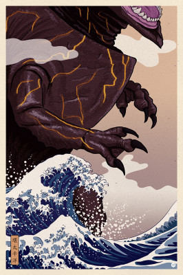 Pacific Rim Poster by Doaly